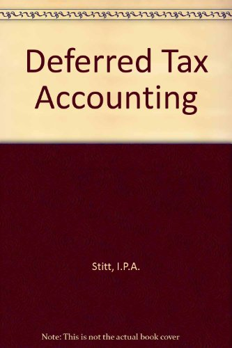 9780852917466: Deferred Tax Accounting