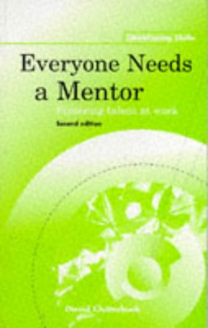 9780852924617: Everyone Needs a Mentor