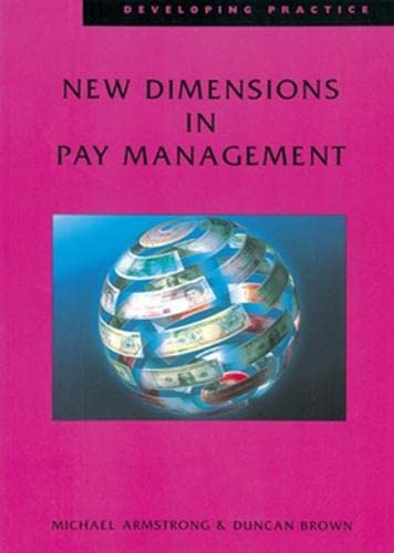 9780852928837: New Dimensions in Pay Management (Developing Practice)