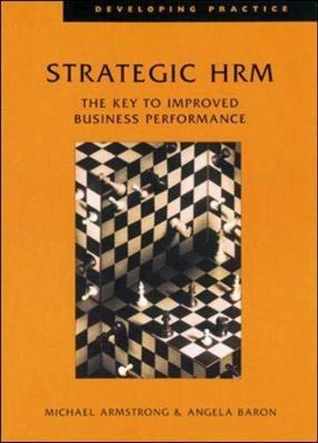 9780852929230: Strategic HRM: The Key to Improved Business Performance (Developing Practice)