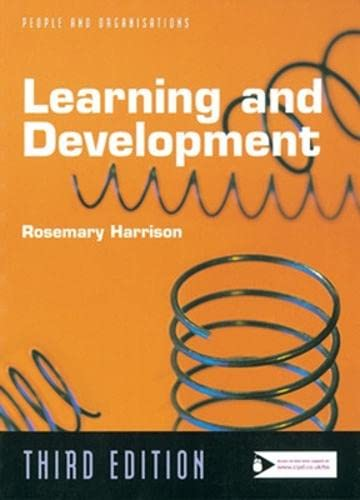 9780852929278: Learning and Development (People & organizations)