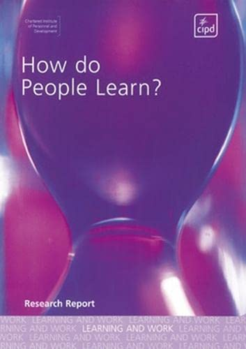 9780852929568: How do People Learn?