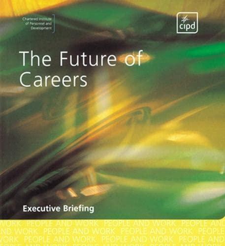 9780852929650: Future of Careers