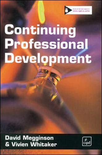 9780852929902: Continuing Professional Development
