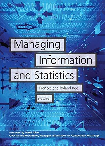 9780852929957: Managing Information and Statistics