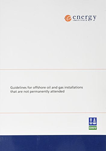 9780852935644: Guidelines for Offshore Oil and Gas Installations That are Not Permanently Attended