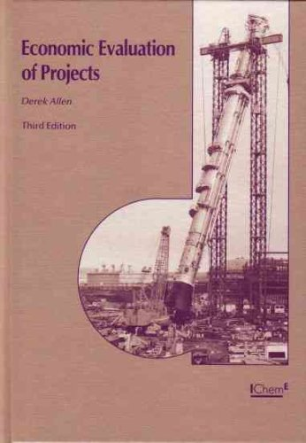 9780852952665: Economic Evaluation of Projects a Guide - IChemE