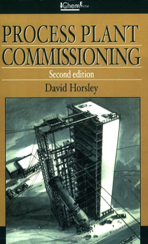 9780852953983: Process Plant Commissioning, Second Edition - IChemE