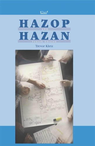 9780852954218: Hazop and Hazan, Fourth Edition - IChemE