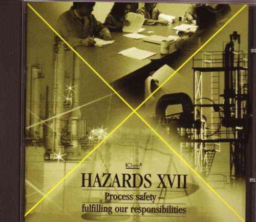 9780852954591: Hazards XVII: Process Safety - Fulfilling Our Responsibilities (Symposium Series 149) - IChemE
