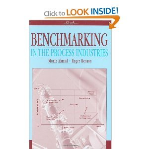 9780852955598: Benchmarking in the Process Industries - IChemE