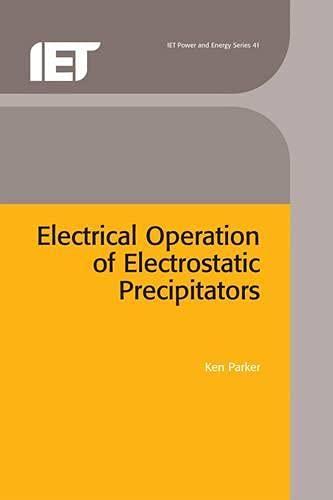 9780852961377: Electrical Operation of Electrostatic Precipitators (Energy Engineering)