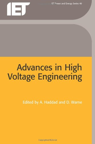 9780852961582: Advances in High Voltage Engineering (Power & Energy)