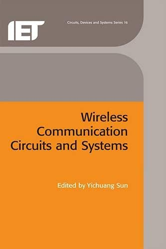 9780852964439: Wireless Communications Circuits and Systems (Materials, Circuits and Devices)