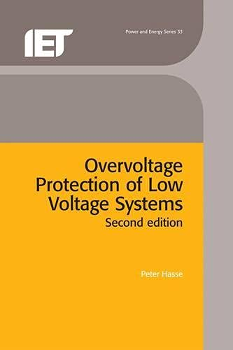 9780852967812: Overvoltage Protection of Low-voltage Systems (IEE
