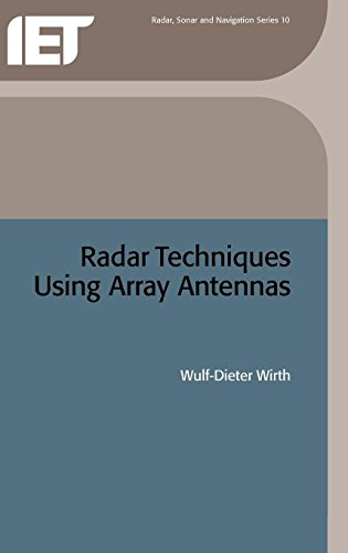 9780852967980: Radar Techniques Using Array Antennas (FEE radar, sonar, navigation & avionics series)
