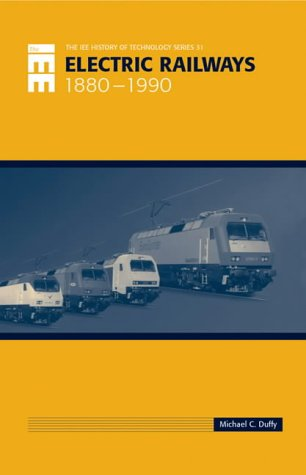 9780852968055: Electric Railways, 1880-1990 (History and Management of Technology)