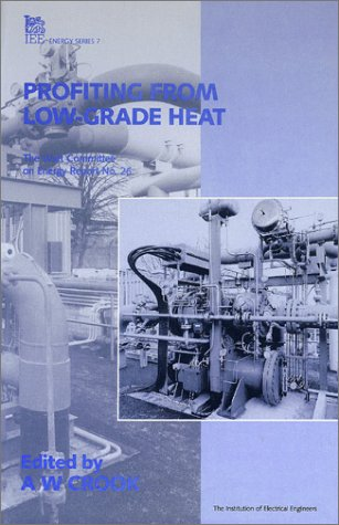 9780852968352: Profiting from Low-Grade Heat (The Watt Committee on Energy Report, No. 26)