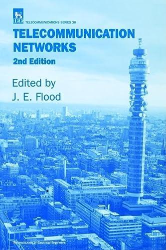 9780852968840: Telecommunication Networks (Iee Telecommunications Series)