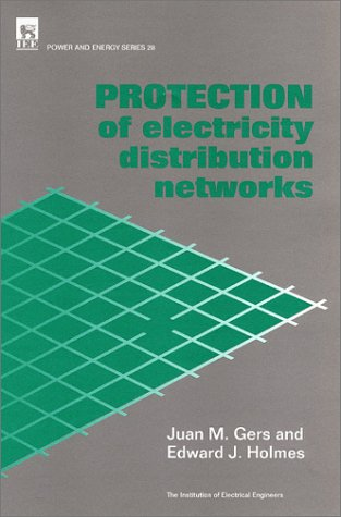 9780852969236: Protection of Electricity Distribution Networks (IEE Power Series, No. 28)