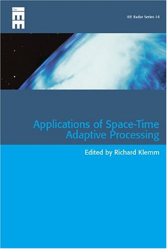 9780852969243: Applications of Space-Time Adaptive Processing