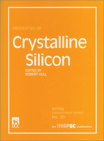 9780852969335: Properties of Crystalline Silicon (Emis Series)