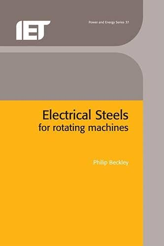 9780852969809: Electrical Steels for Rotating Machines (Energy Engineering)