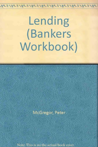 9780852973523: Lending (Bankers Workbook)