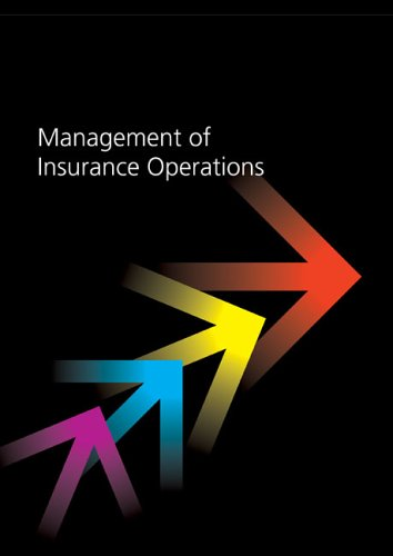 9780852977156: Management of Insurance Operations