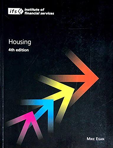 Housing: Mike Egan