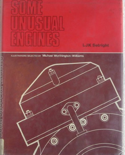 9780852982082: Some Unusual Engines