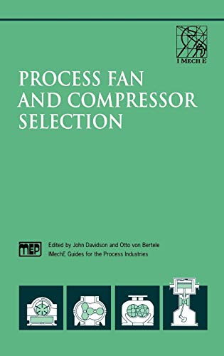 9780852988251: Process Fan and Compressor Selection
