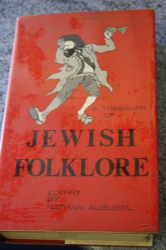 9780853031420: Treasury of Jewish Folklore