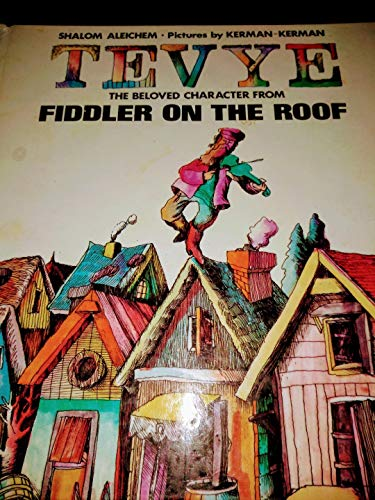 Tevye Fiddler on Roof (0853031436) by Aleichem, Sholom