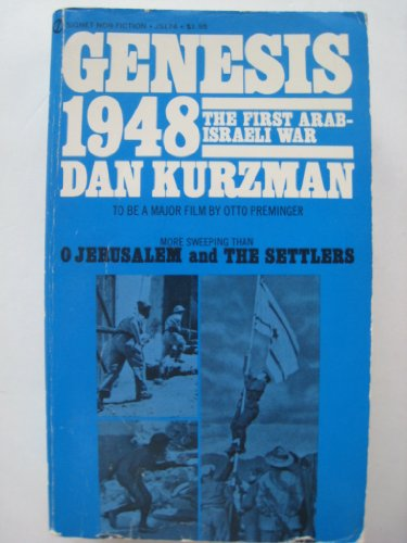 9780853031581: Genesis 1948: The First Arab-Israeli War