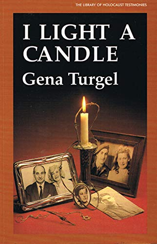 9780853033158: I Light A Candle (The Library of Holocaust Testimonies)