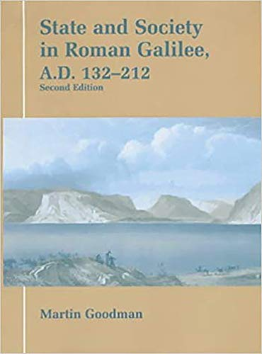 9780853033806: State and Society in Roman Galilee Ad 132-212 (Parkes-Wiener Series on Jewish Studies)