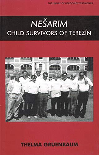9780853035114: Nesarim: Child Survivors of Terezin