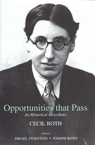9780853035756: Opportunities that Pass: An Historical Miscellany