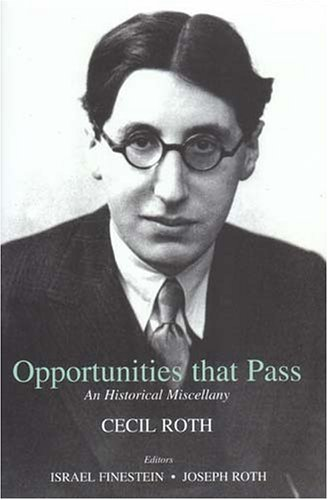 9780853035763: Opportunities that Pass: An Historical Miscellany