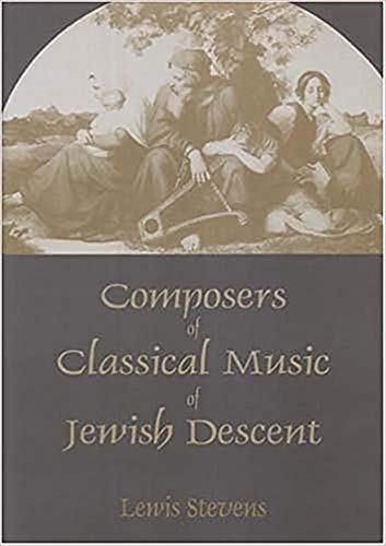 9780853036135: Composers of Classical Music of Jewish Descent