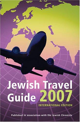 9780853037361: Jewish Travel Guide 2007