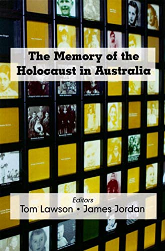 Memory of the Holocaust in Australia: Tom Lawson, James