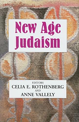 9780853038504: New Age Judaism