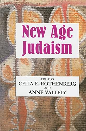 9780853038603: New Age Judaism