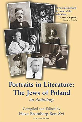 9780853038733: Portraits in Literature: The Jews of Poland: An Anthology