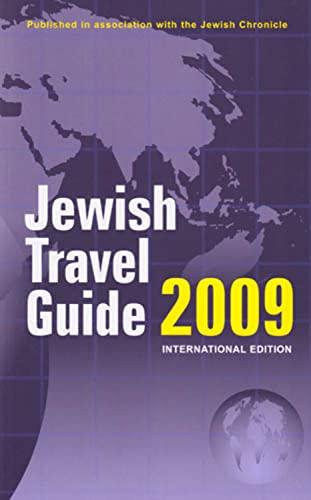 9780853038801: Jewish Travel Guide 2009: International Edition