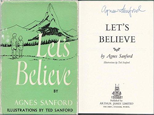 9780853050049: Let's Believe