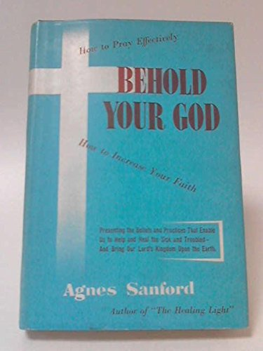 9780853050216: Behold Your God