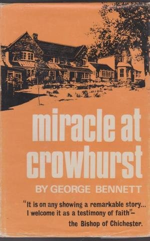 9780853051787: Miracle at Crowhurst